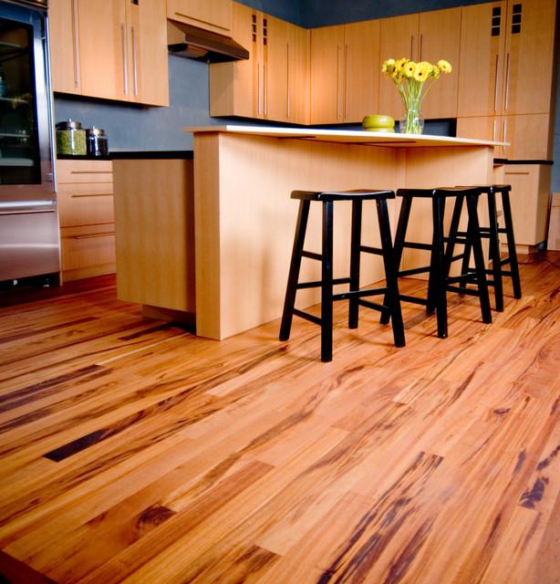 Tigerwood Flooring  Hardwood Flooring  other metro  by