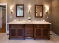 British Colonial Master Suite - Traditional - Bathroom ...