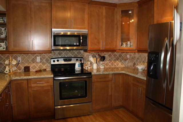 Branzs Kitchen Cabinets  Traditional  Kitchen