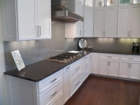 Grey Backsplash - Best Home Decoration World Class