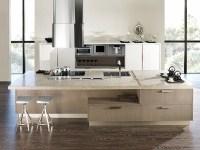 European contemporary Kitchen - Contemporary - Kitchen ...