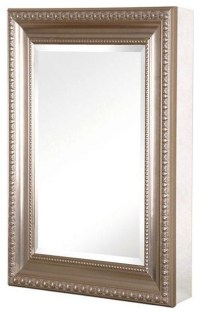 15in. x 26in. Recessed or Surface Mount Medicine Cabinet ...