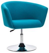 Umea Arm Chair Island Blue - Contemporary - Armchairs And ...