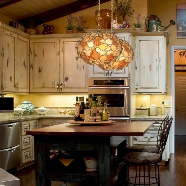 Farmhouse Lighting  Farmhouse  Kitchen  chicago  by