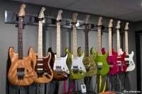 Guitar Hanger MX - Contemporary - Home Theater - other ...