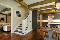 The East Hampton Post and Beam Cottage - Traditional ...