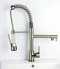 Contemporary Kitchen Faucet