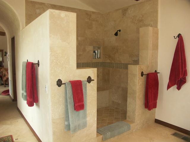Santa Barbara Mesa Kitchen and Bath Remodel  Mediterranean  Bathroom  santa barbara  by Jack