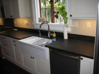 Kitchen Absolute Black Honed granite