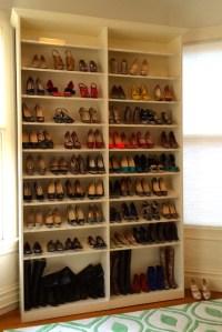 San Francisco Closet Shoe Shelving - Transitional - Closet ...