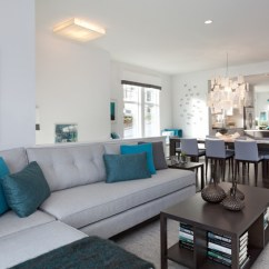 Living Room Wall Colors Grey Gray Roxton - Contemporary Vancouver By ...