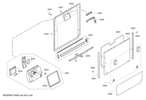 Diamond Plate Side Tool Box: Miele Dishwasher Kick Plate