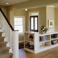 Foyer shingle style farmhouse traditional entry minneapolis