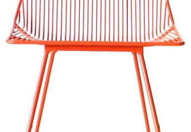Bertoia Side Chair Outdoor