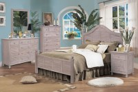 Tortuga Bedroom Collection - Rustic Driftwood Finish ...