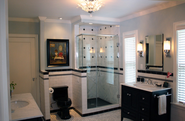 Modern Traditional  Traditional  Bathroom  Miami  By