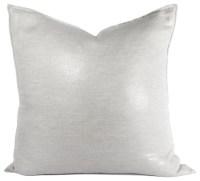 Chanel Metallic Pillow - Contemporary - Decorative Pillows ...