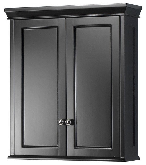 Foremost TREW2428 Haven Wall Cabinet in Espresso