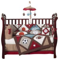 All Star Sports 9-Piece Baby Bedding Set - Contemporary ...