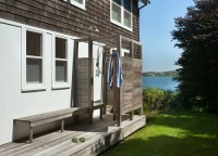 Our Lake Life:Outdoor Shower Ideas