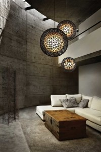 Living Room Lighting Gallery