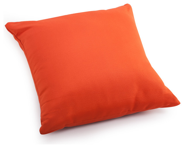 Laguna Large Pillow Orange