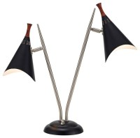 Draper Mid-Century Modern Desk Lamp - Midcentury - Table Lamps