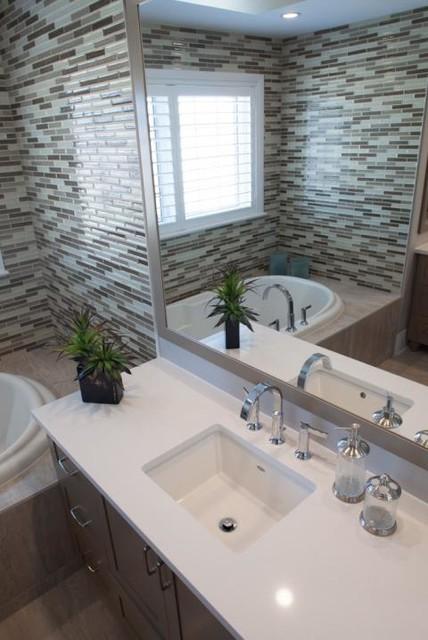 Model Homes Bathrooms  Contemporary  Bathroom  other