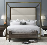 Banks Four-Poster Bed - Modern - by Mitchell Gold + Bob ...