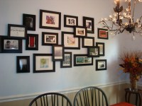 wall grouping - Dining Room - other metro