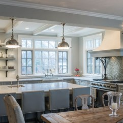 Kitchen Designers Long Island Commercial Flooring Simply Beautiful - Traditional Chicago By ...