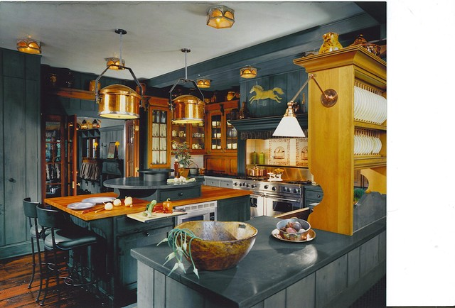 Dutch Colonial Kitchen Traditional New York Maggie