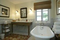 Woodland Hills Master Bathroom Remodel - Farmhouse ...