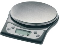 Salter Stainless Steel Aquatronic Kitchen Scale ...