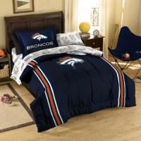 NFL Denver Broncos Bed in Bag Set - Modern - Bedding - by ...