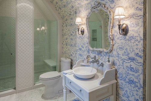 French Country Bathroom Design Photos Victoriana Magazine