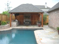 Pool Cabana - Traditional - Pool - new orleans - by Ferris ...