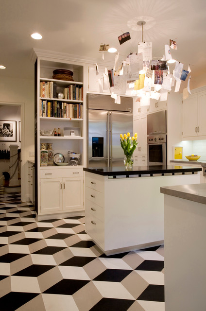 Kitchen Floor Design Pictures
