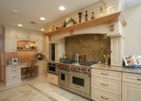 Large Tuscan Kitchen - Farmhouse - Kitchen - miami - by ...