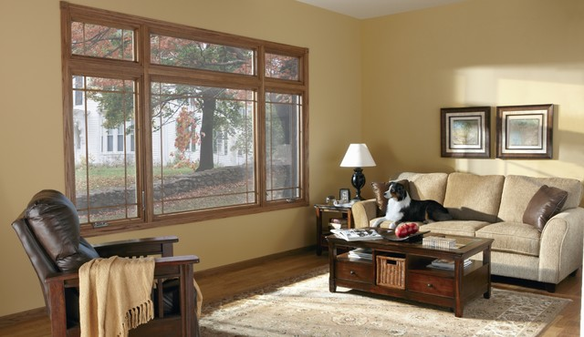 Casement Windows  Traditional  Living Room  minneapolis