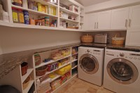 Residential Kitchens & Pantry / Laundry