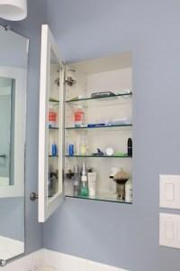 Extra Deep Custom Medicine Cabinet