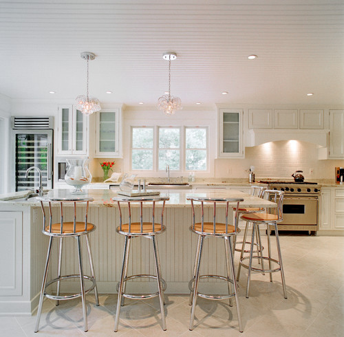 Kitchen's Inspired By Salt Air And Sunshine