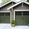 Heritage garage door craftsman garage doors