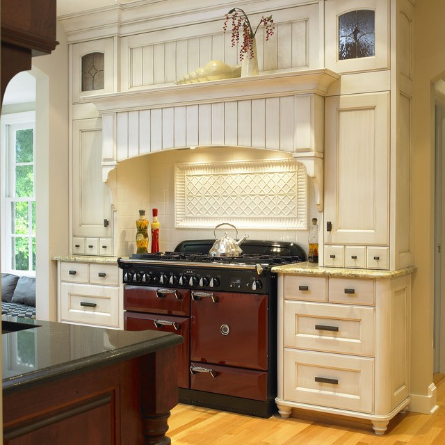 Aga Kitchen  Traditional  Kitchen  other metro  by The