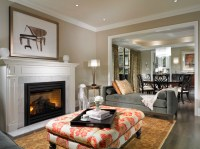 Estate Model Home, Brampton - Traditional - Living Room ...
