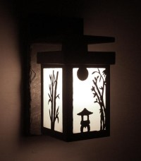 Oriental Natural Lighting - Asian - Post Lights ...
