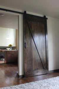 HOME design Interior - Interior Barn Doors Denver ...