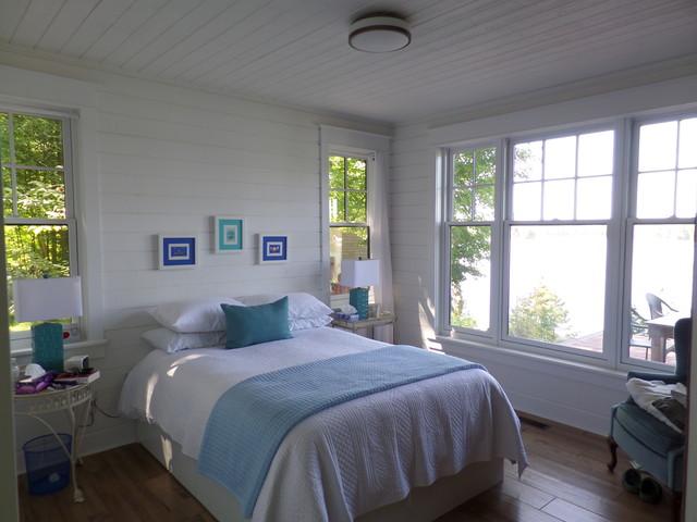 colour scheme ideas small living room decor idea cottage - beach style bedroom toronto by ridley ...