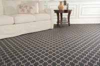 Arabesque Patterned Whittier Wilton - Contemporary ...